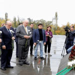 Rudy Giuliani visits Armenian Genocide memorial in Yerevan