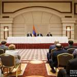 'Democracy is irreversible in our country' – Pashinyan meets Armenian community representatives in Kazakhstan