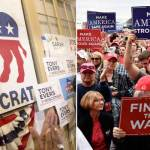 Midterm elections see slim gains for Democrats in House, extended majority for Republicans in Senate