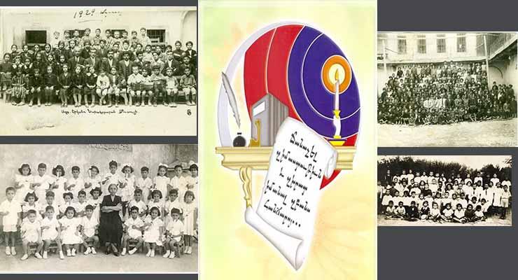 "An event dedicated to ""Iraqi Armenian Educational ..."