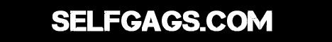 Selfgags.com website logo