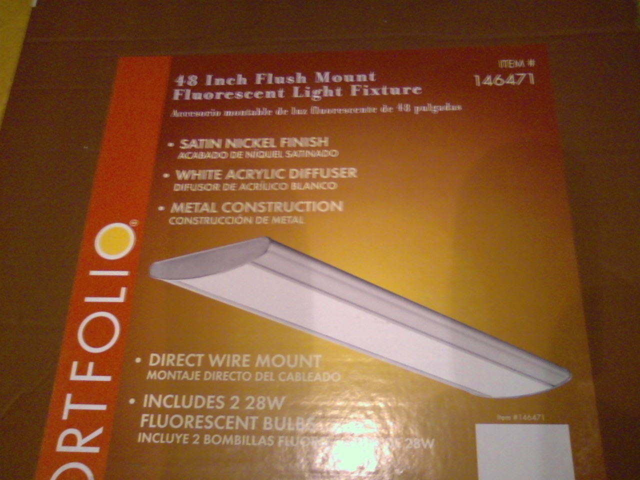 Purchased Light