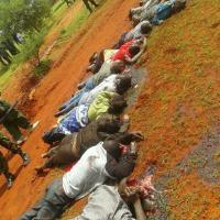 Iyi ntambara igarutse kwicisha abantu mu Burundi ikwiye kwamaganwa!
