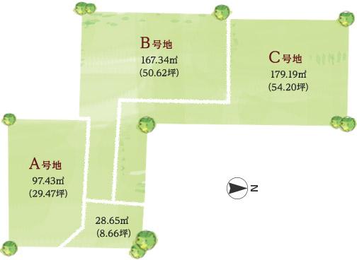 wakae-kita-landplan1