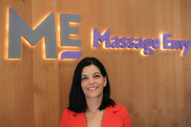 Massage Envy Reinvents Itself As Wellness Brand  CMO