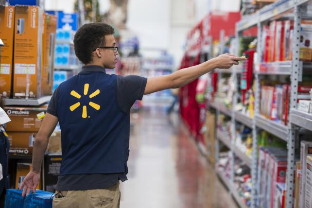 Meet your new Walmart delivery driver.