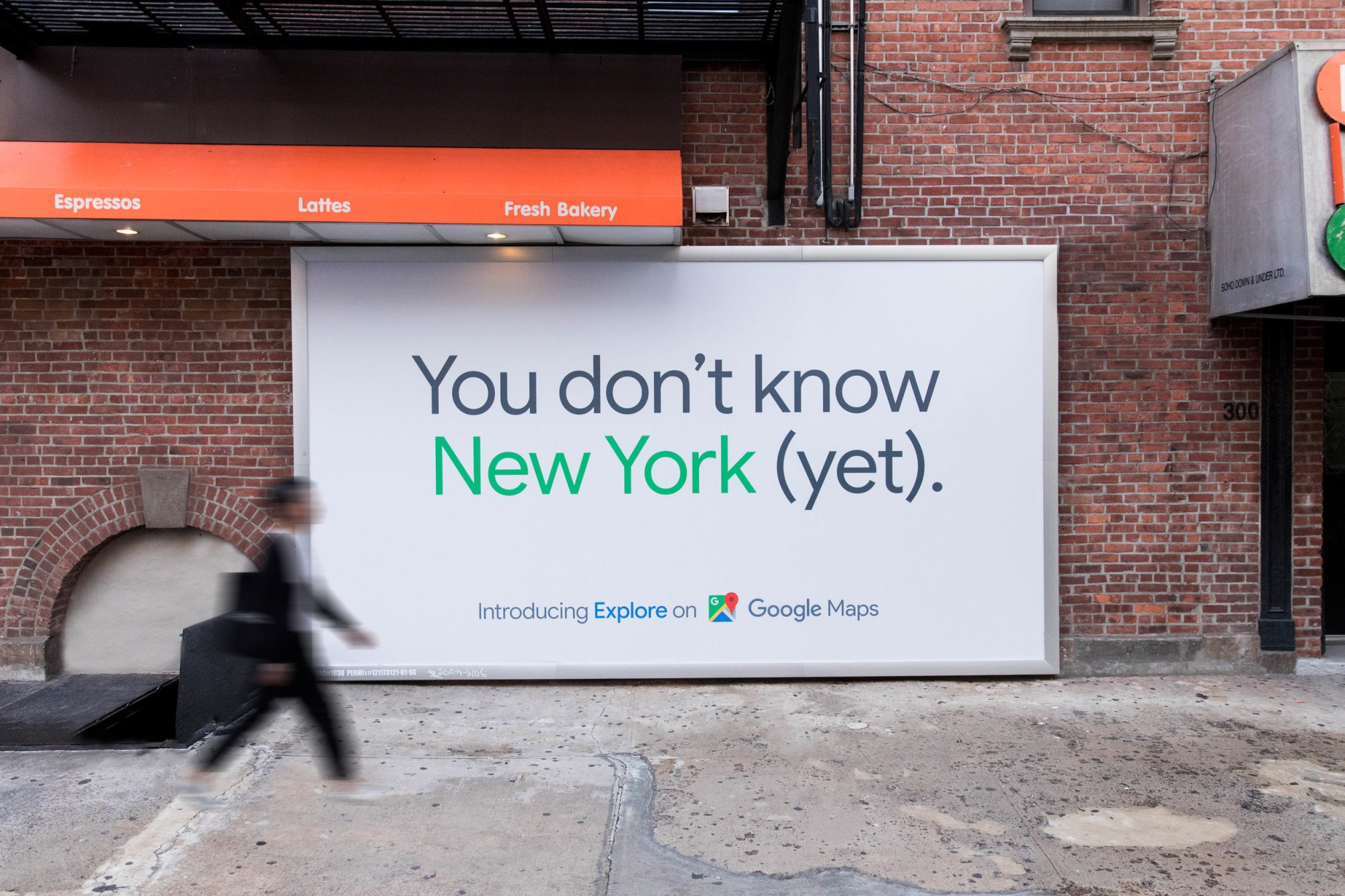 hight resolution of google maps targets new yorkers with real time data in outdoor push adage