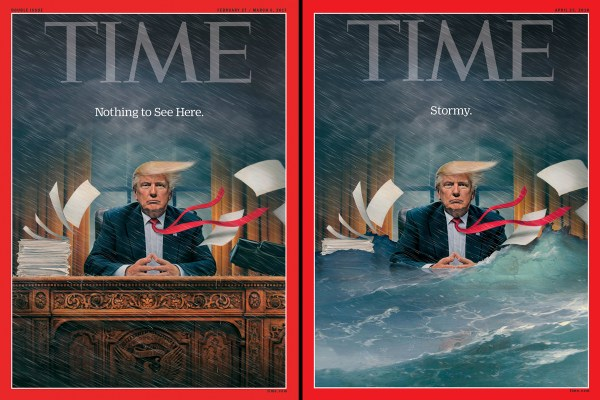 Time Choice Update Of Trump
