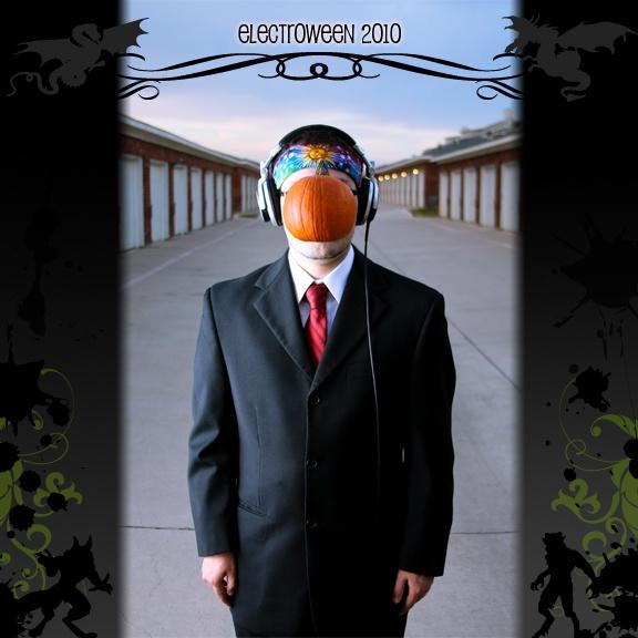 ELECTROWEEN 2010 - VII's Dark Ritual Mix Artwork