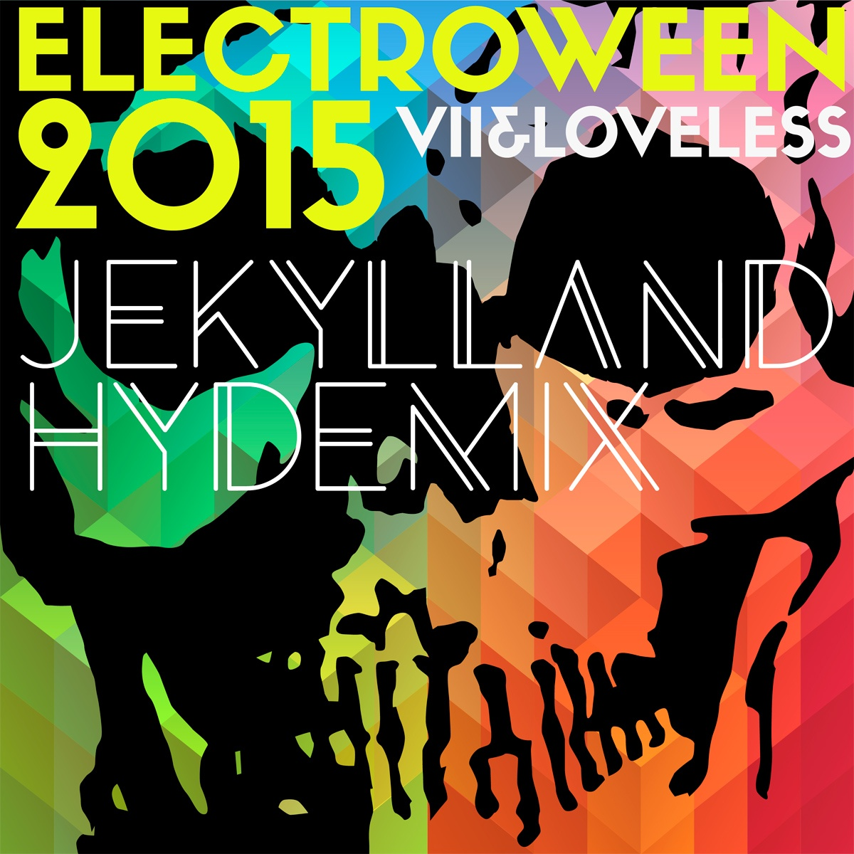 ELECTROWEEN 2015 - Jekyll and Hyde Mix Artwork