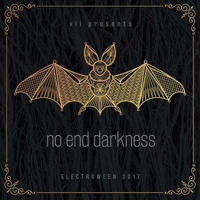 ELECTROWEEN 2017 - No End Darkness Mix Artwork