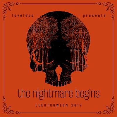 ELECTROWEEN 2017 - The Nightmare Begins Mix Artwork