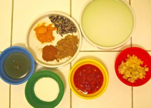 Spices and Chili Paste