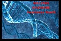 Williams Syndrome Awareness