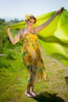 Gaia Magick Photography, Comox Valley, Earth goddess portrait image, Fantasy Photo session, Mallory Molloy, Chrystal Rossler