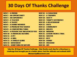 Spring 30 Day Challenges Get Your Body and Brain Ready