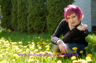 Gaia Magick Photography, Comox Valley boudoir photography, Maddy Sinclair, Chrystal Rossler, punk glamour