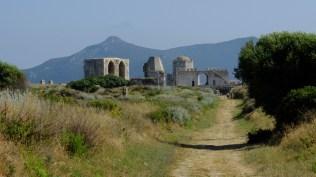 Pevnost Methoni