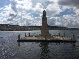 Památník v Argostoly