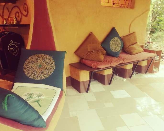 Gaia Ashram Cafe