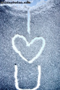 Schneesturm, Schneechaos und Valentinstag