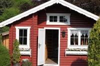 Farbe Fr Gartenhaus. 5 eck gartenhaus modell madrid c ...