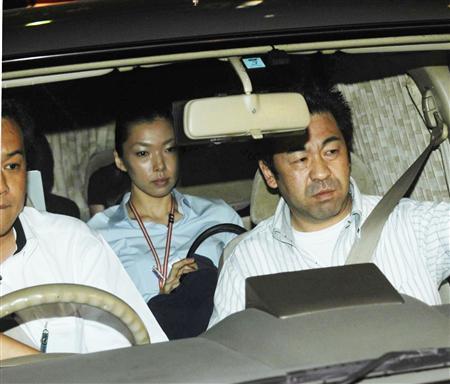 noriko-sakai-arrest