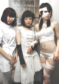Cos play girls