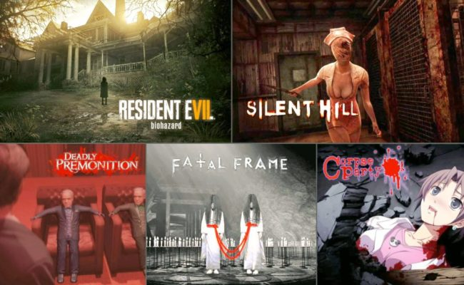 Japanese Horror Story 5 Scary Video Games For Long Winter