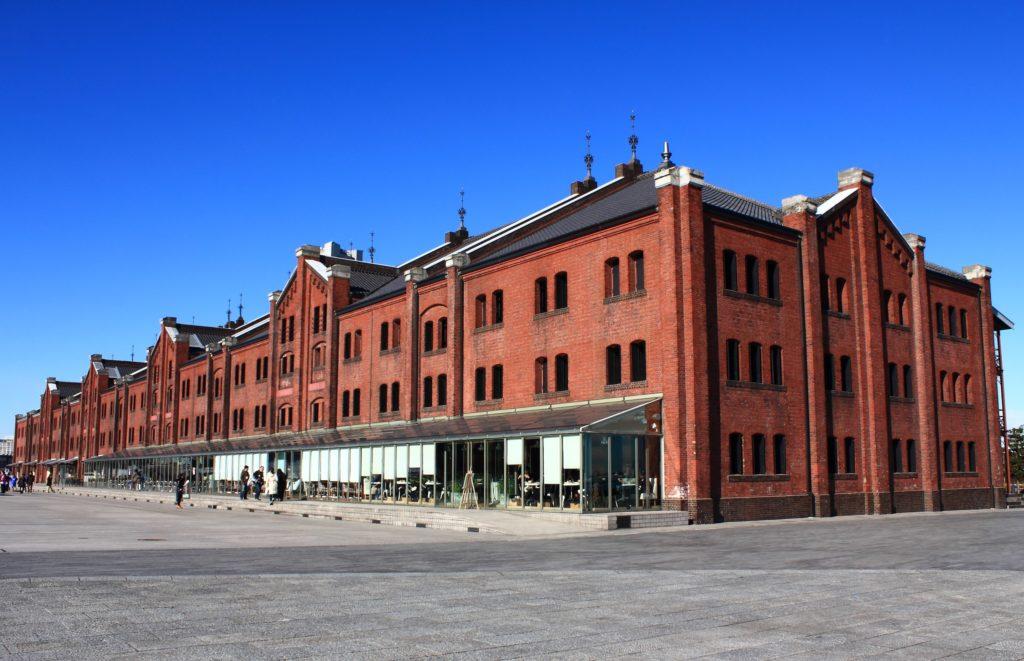 Yokohama Red Brick Warehouse - GaijinPot Travel