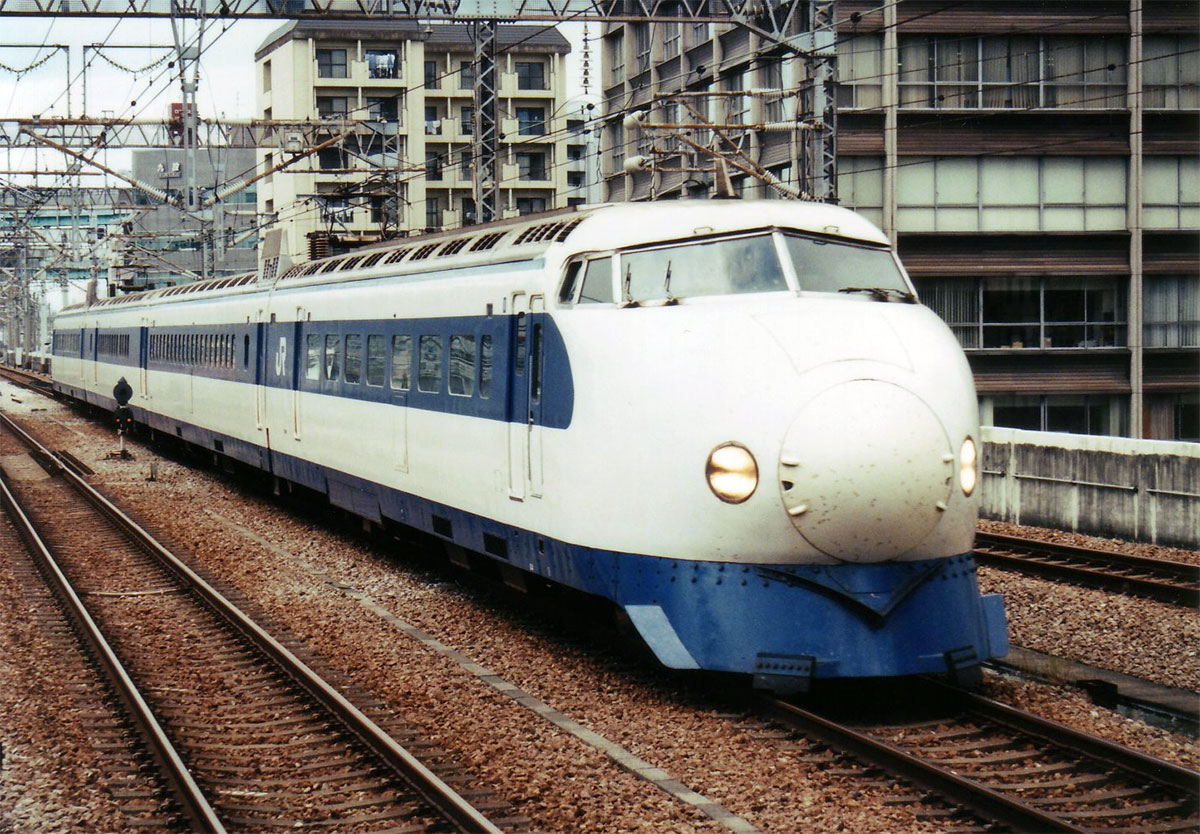 From The Shinkansen To The Maglev Japan S Railway