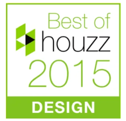 Winner: Best of Houzz 2015 Design!