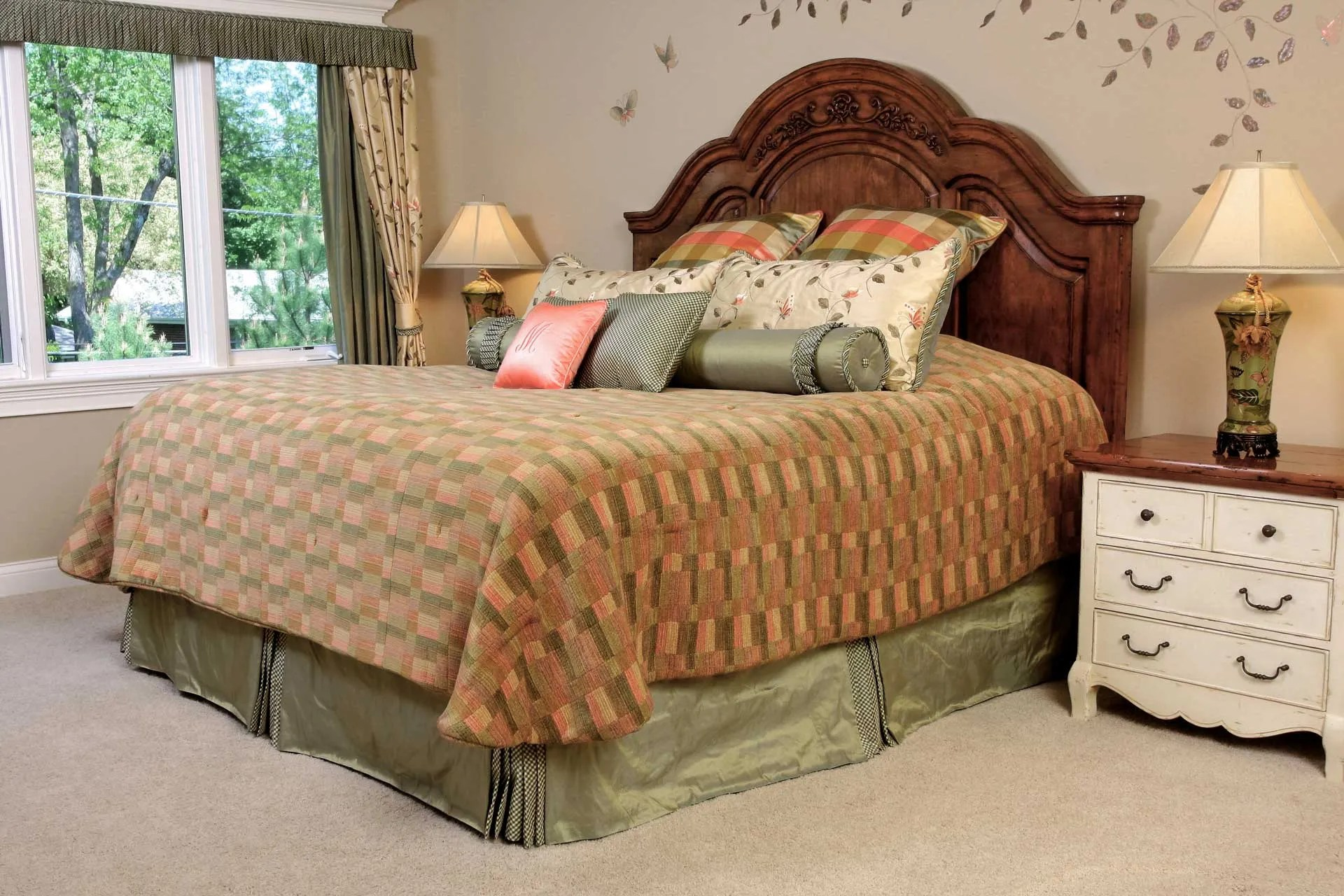 Custom Bedding Gailani Designs Inc