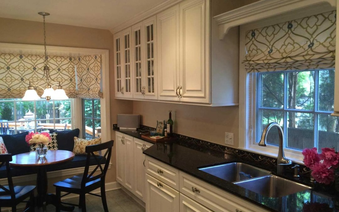 Transform the look of your home with Roman Shades