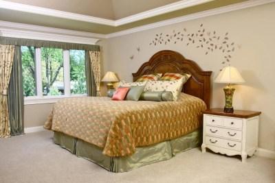 Master Bed Room. Award Winner.