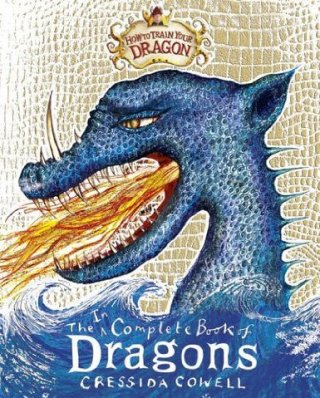 The Incomplete Book of Dragons features the dragon Furious.