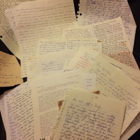 Letters from Pen-pals