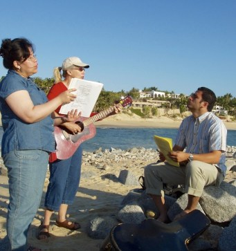 Mexico missions trip with Pastor Eric Zaldana, Shadow Mountain Community Church and Maria Keckler