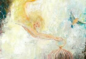 """""""Freeing Self Expression"""" SarahGoodnough.com"""