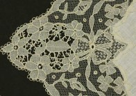 Carickmacross Lace Detail - from the collection of Gail Harker.