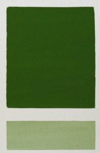 chromium green oxide © Gail Harker