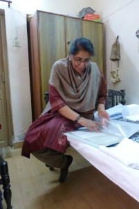 Mrs. Ruth Chakravarty