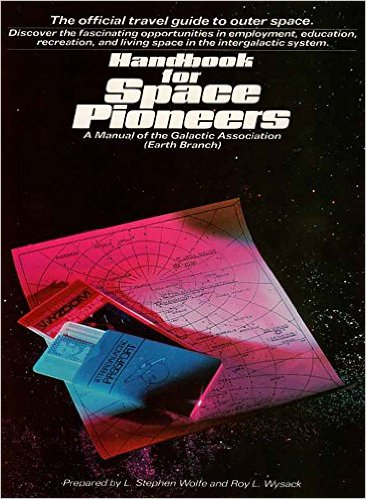 "Original ""Handbook for Space Pioneers"" published in Amazon Kindle format"