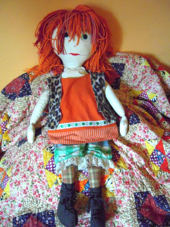 anniversary doll