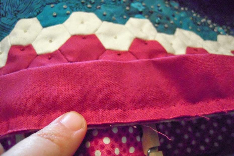 binding stitch