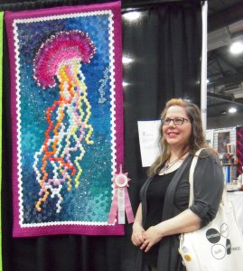 Hexie Jellyfish 3rd Place Ribbon