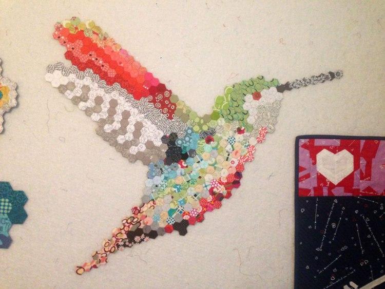 Hexie Hummingbird no.2
