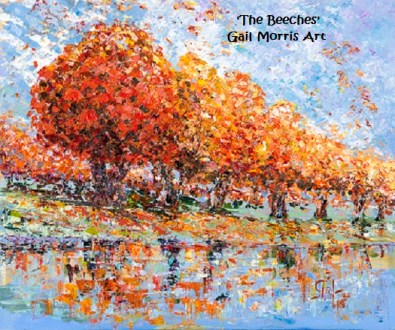 'The Beeches' - Framed Prints on Collection only from £45 - £175