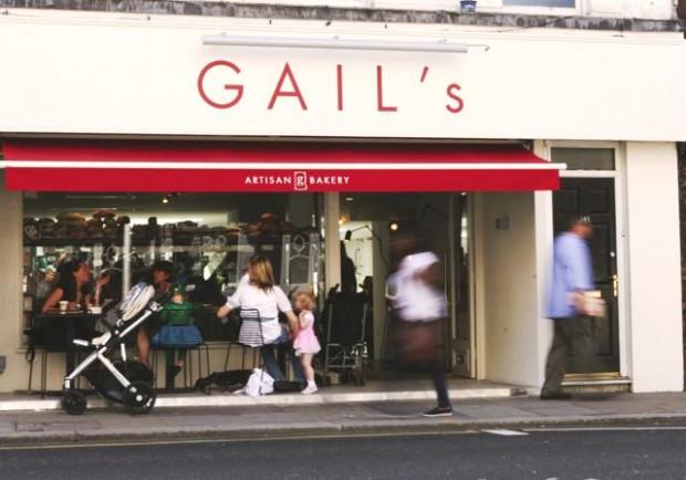 GAIL's Fulham Road