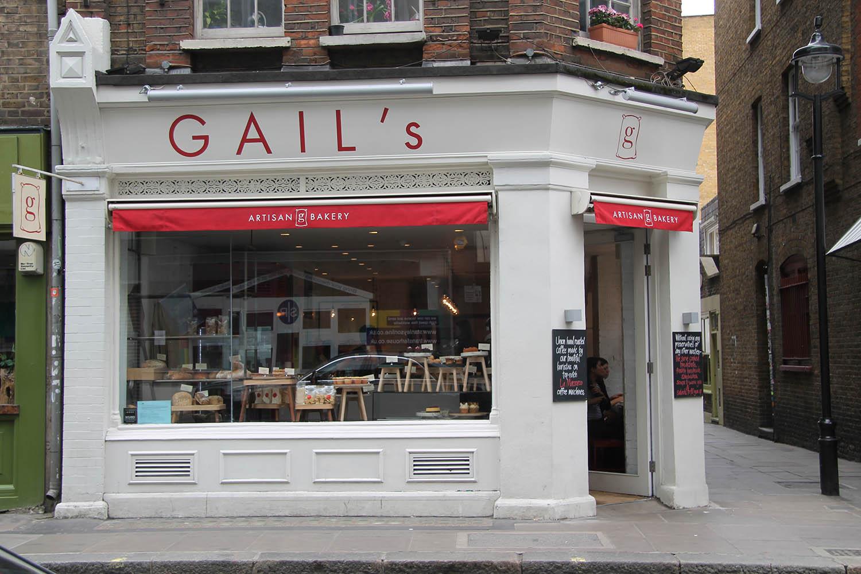 Soho Gails Bakery